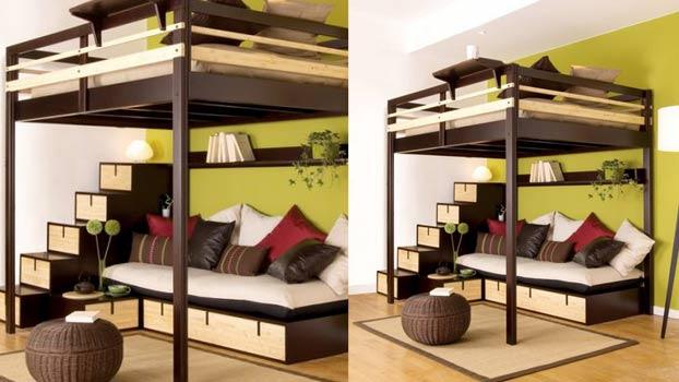 Come costruire un letto a soppalco come realizzare divano con pallet costruire un letto per - Letto a soppalco cinius ...