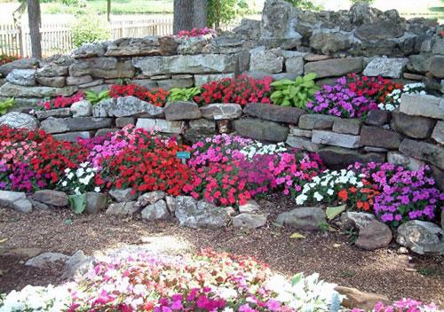 Réaliser un jardin de pierres