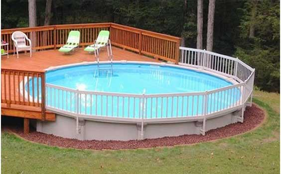 Latest comment embellir une piscine hors sol with piscine - Entourage piscine hors sol ...