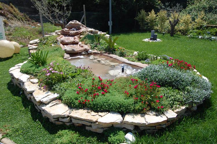 Une petite oasis dans le jardin 20 id es splendides - Giardino artificiale ...