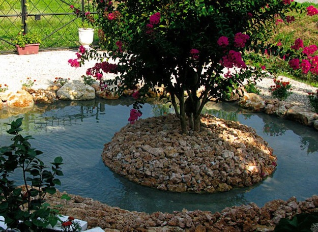 Une petite oasis dans le jardin 20 id es splendides for Costruire laghetto da giardino