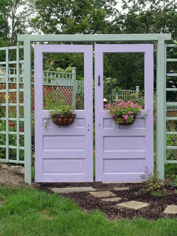 Recyclage créatif pour décorer son jardin! Voici 20 idées récup...