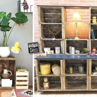 decorer-le-salon-avec-des-caisses-en-bois