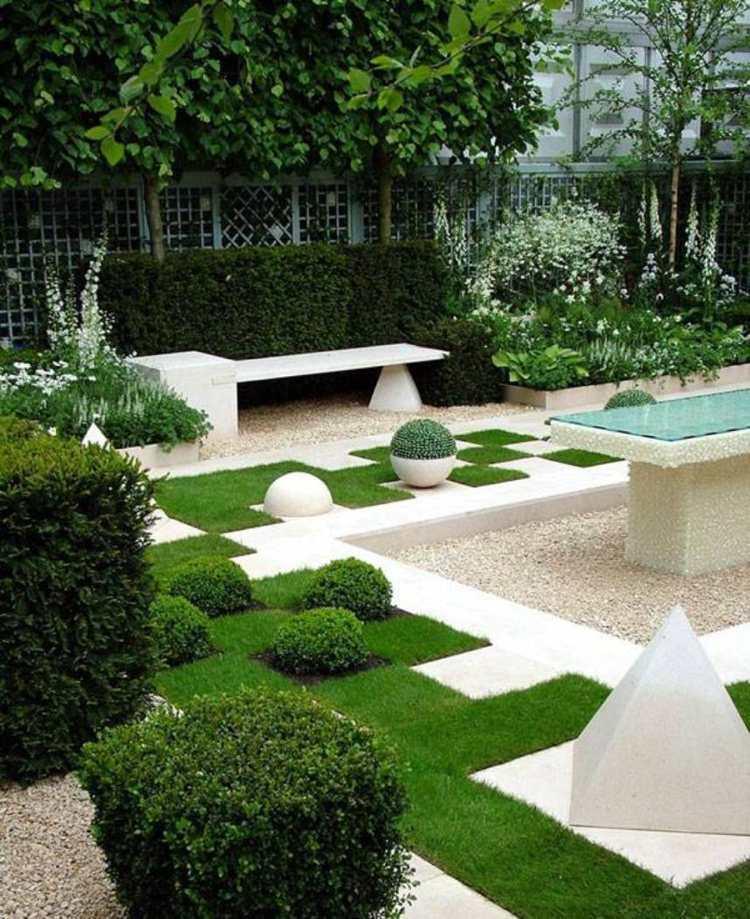 15 Outstanding Contemporary Landscaping Ideas Your Garden