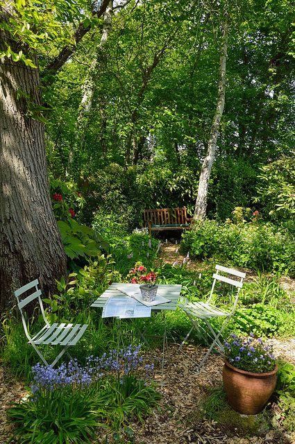 Salon original dans le jardin! 20 idées déco pour vous ...