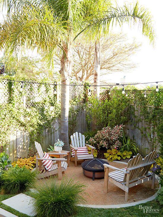 Salon original dans le jardin! 20 idées déco pour vous inspirer...