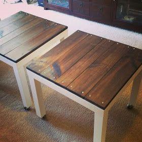 Relooker Une Table Lack De Chez Ikea 15 Idees Laissez Vous