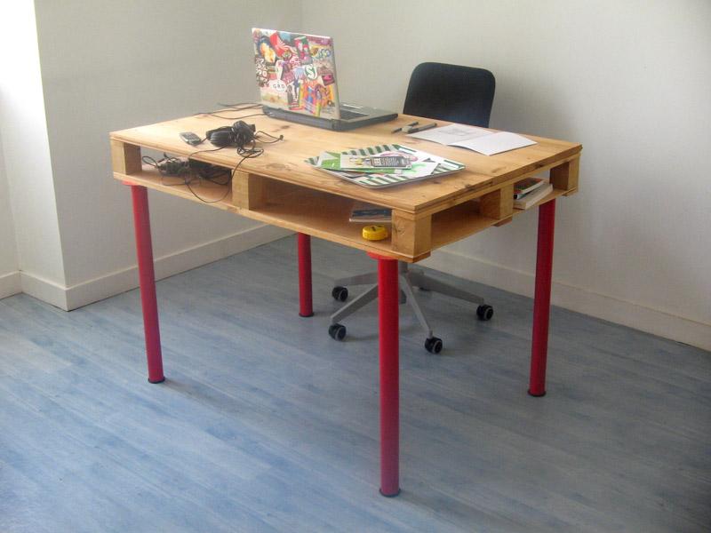 Relooker un meuble ikea avec des palettes exemples inspirants