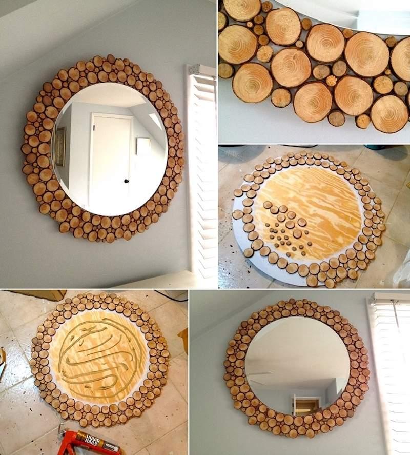 D co originale avec des rondelles de bois 20 exemples for Idee deco avec du bois