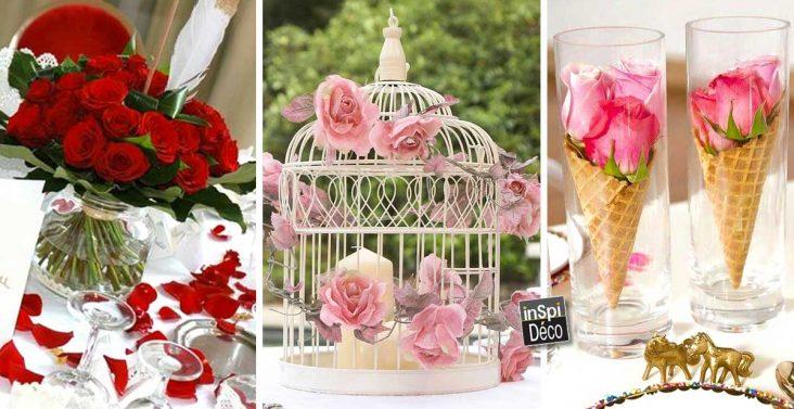 deco-table-mariage-avec-des-roses