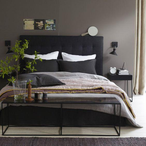 décorer votre pied de lit