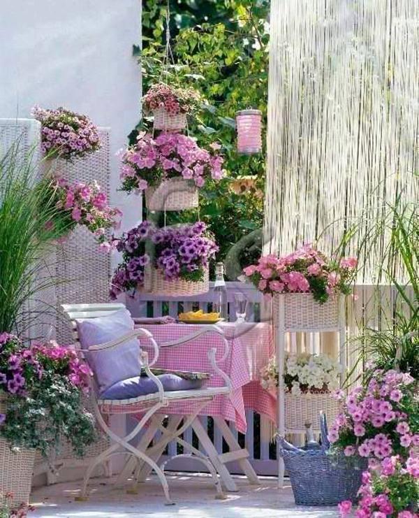 Décorer Le Jardin En Style Shabby Chic! 20 Idées Pour Vous Inspirer