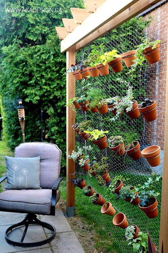 Как сделать подвесной сад 830