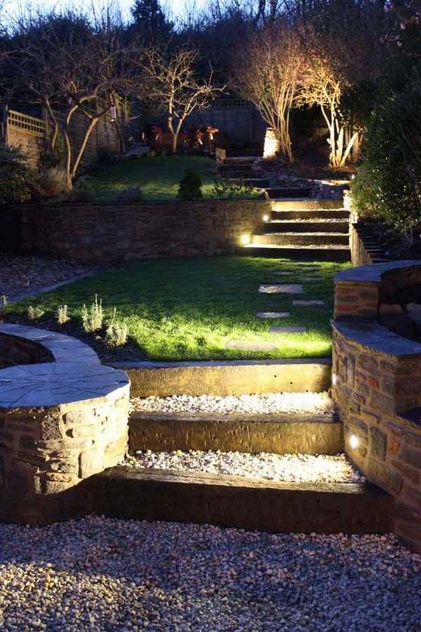 Eclairer son jardin de manière originale