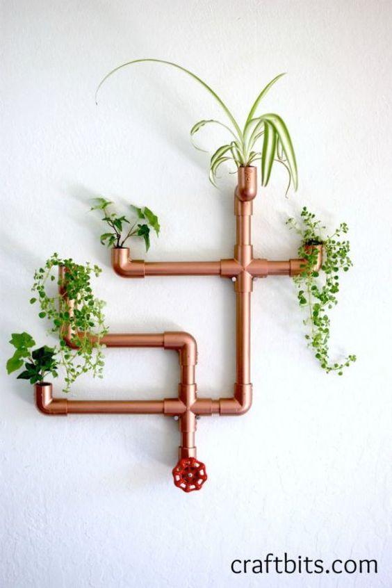 D corer son int rieur avec des plantes 20 id es surprenantes - Decorer son interieur ...