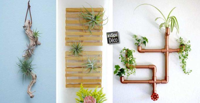 Décorer son intérieur avec des plantes! 20 idées surprenantes...