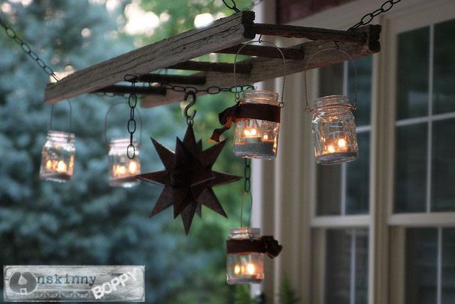 Lampe Design Avec Des Bocaux En Verre 20 Id 233 Es Pour Vous