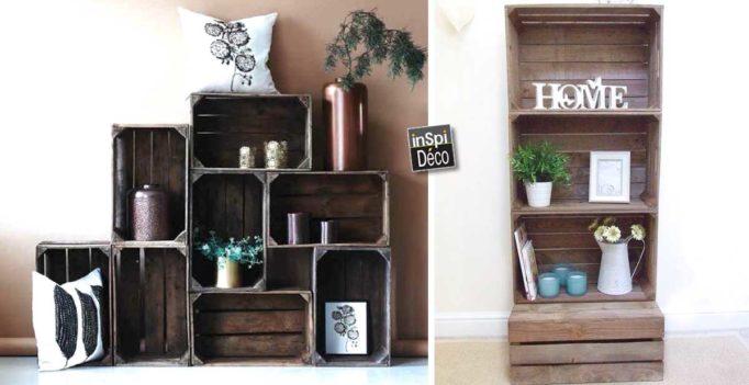 Des ca tes en bois 20 idées pour réussir son meuble Design