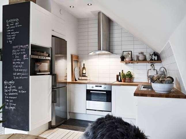 Pittura lavagna cucina ax56 regardsdefemmes - Vernice per ante cucina ...