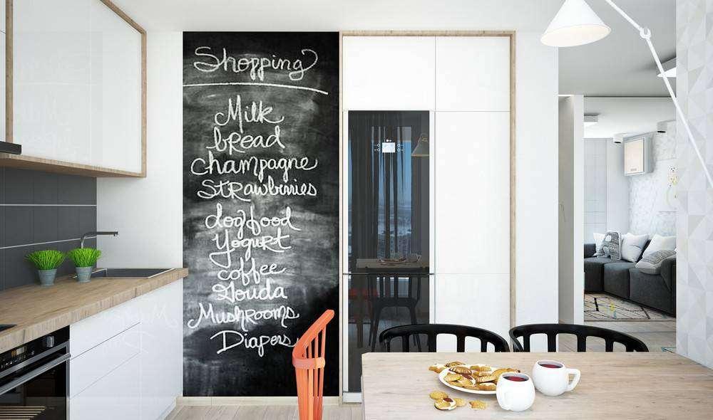 Dipingere una parete con vernice lavagna! 20 idee per ispirarvi...