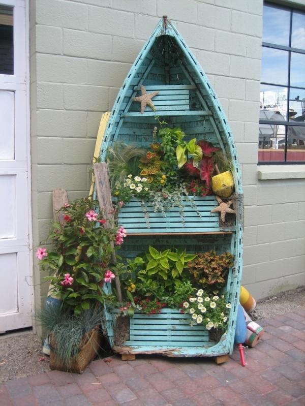 Recycler Une Vieille Barque 20 Id 233 Es Sublimes Pour Vous