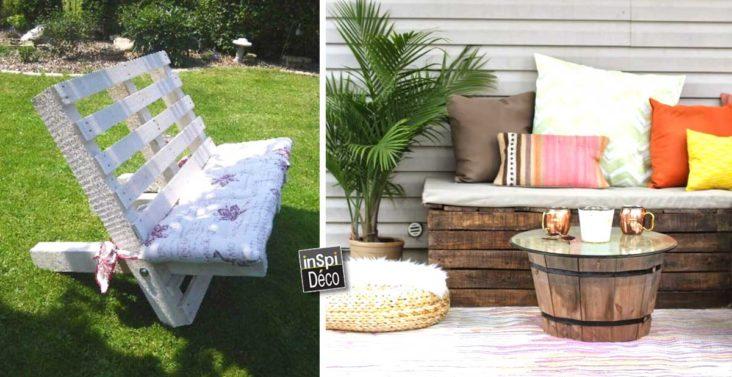 Déco DIY pour un style rustique dans votre intérieur! 20 idées ...