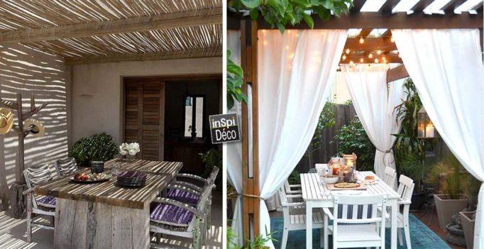 Piccola Sala Da Pranzo : Una piccola sala da pranzo nel suo giardino! 20 bellissimi esempi
