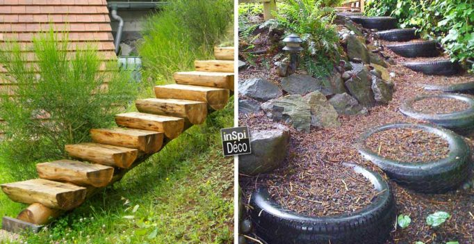 créer-escaliers-jardin