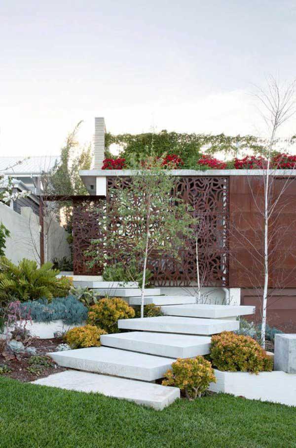R aliser des escaliers dans son jardin voici 20 id es for Jardin pour vous