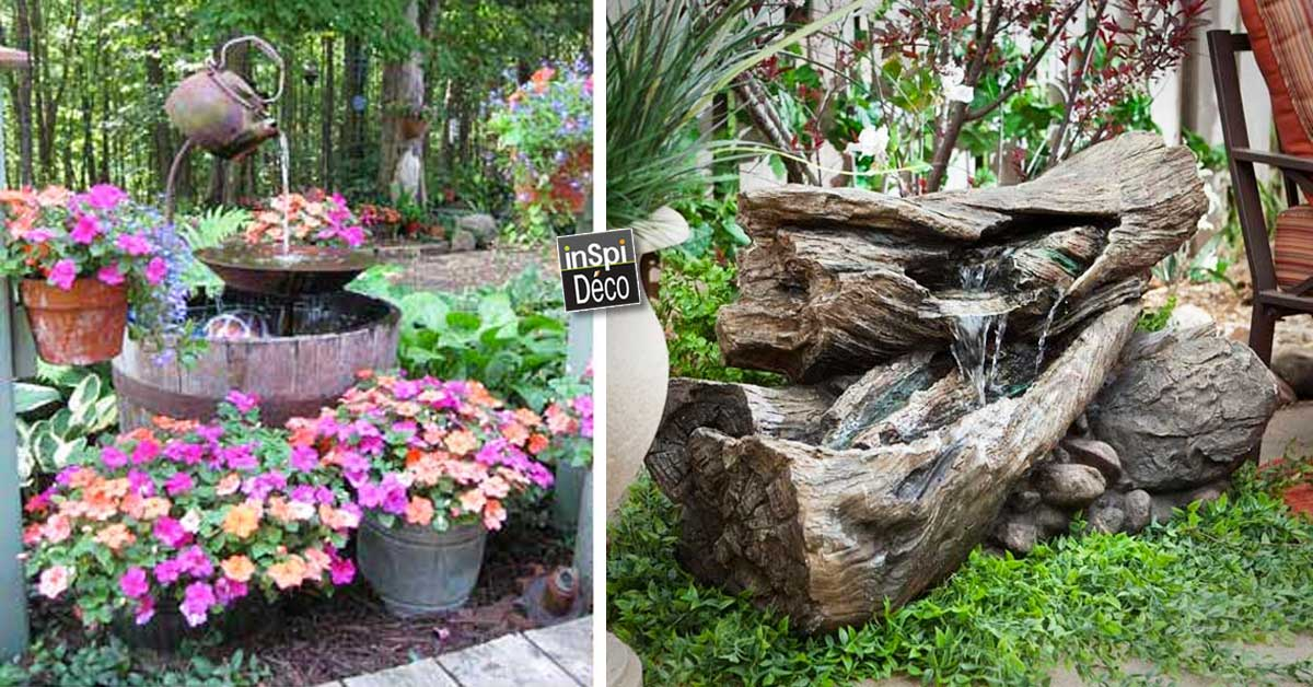une d co zen dans le jardin voici 20 id es pour vous inspirer. Black Bedroom Furniture Sets. Home Design Ideas