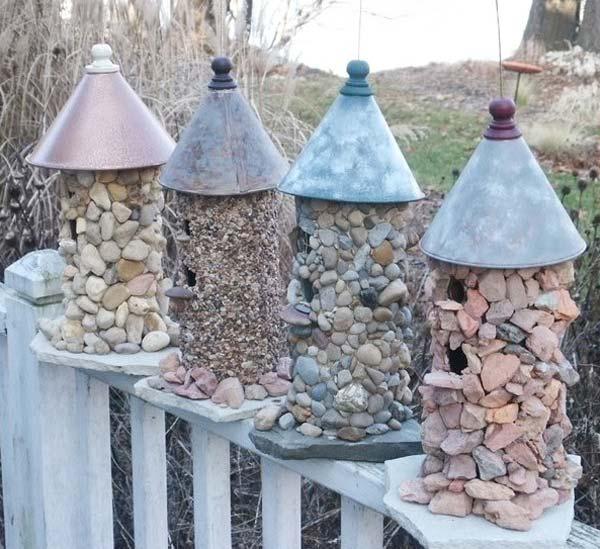 Arredare il giardino con pietre