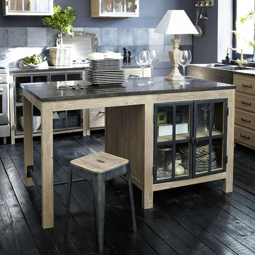 r aliser un ilot cuisine original 20 id es cr atives pour vous inspirer. Black Bedroom Furniture Sets. Home Design Ideas