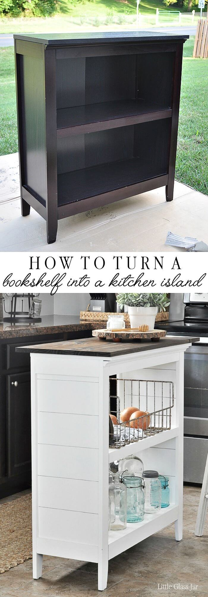 Réaliser un ilot cuisine original! 20 idées créatives pour vous ...