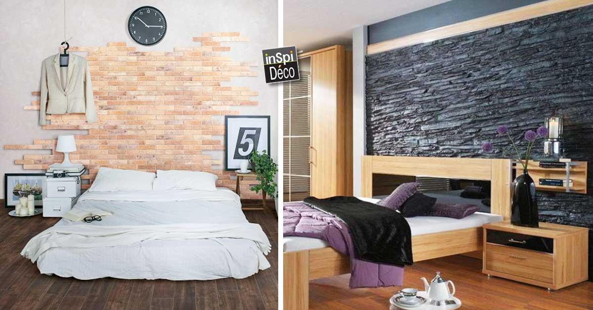 Décorer le mur au-dessus du lit! Voici 20 idées inspirantes...