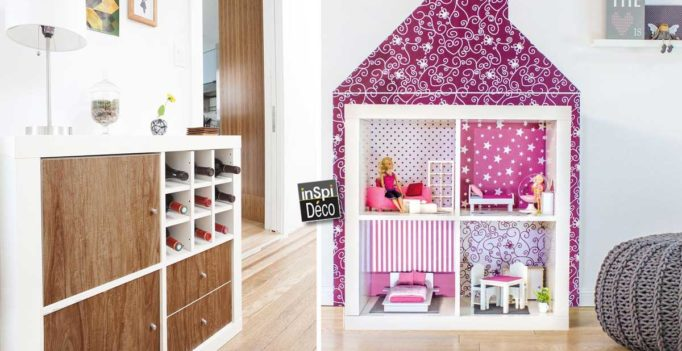 Ikea hack with home and expedit from ikea inspiring ideas