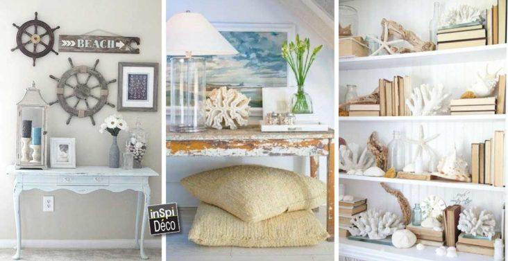 decoration maison bord de mer simple la dco bord de mer. Black Bedroom Furniture Sets. Home Design Ideas