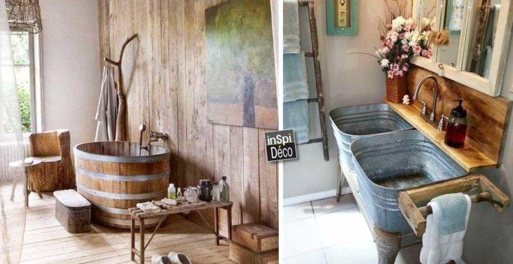 D corer avec du papier peint effet 3d grand r sultat for Decorer une salle de bain marseille