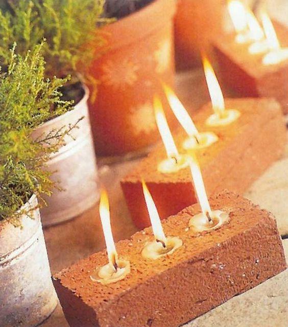 D co avec des briques pour le jardin voici 20 id es inspirantes - Compagnie des produits pour le jardin ...