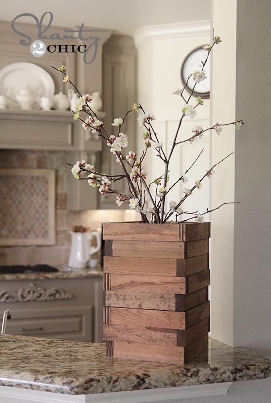 des objets en bois faire soi m me pour sa d co voici 15. Black Bedroom Furniture Sets. Home Design Ideas