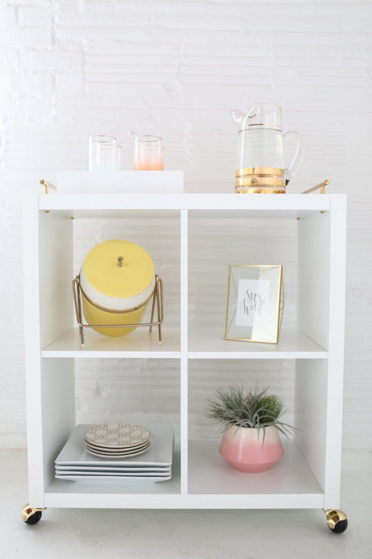 IKEA HACK mit der Bibliothek Kallax! 20 inspirierende Beispiele...