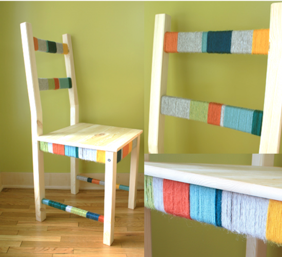 Stunning diy relooking des chaises ikea ivar e stefan idea - Ikea sedia junior ...