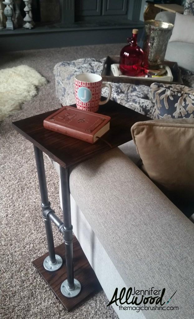 fabriquer une table d appoint pour le canap 233 13 id 233 es pour vous inspirer