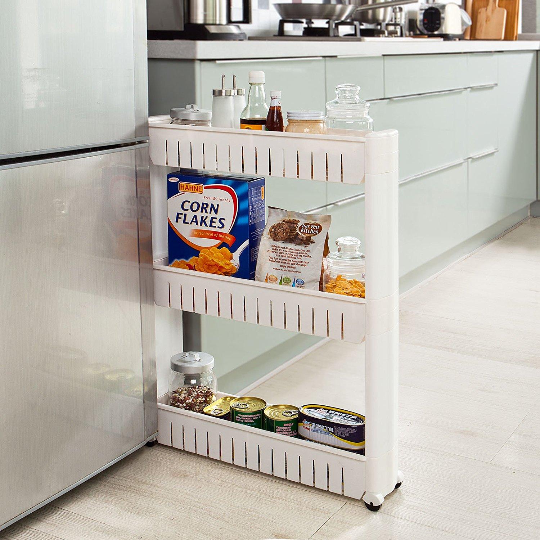 accessoires gain de place pour une petite cuisine! 20 idées... - Accessoires De Rangement Pour Cuisine