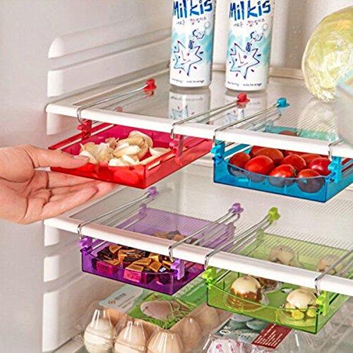 Accessoires gain de place pour une petite cuisine