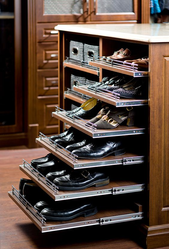 Comment ranger ses chaussures dans la maison! 20 idées inspirantes...