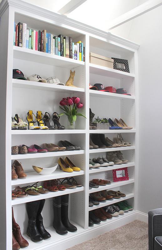 Comment ranger ses chaussures dans la maison