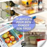 gagner de la place dans le frigo voici 20 astuces. Black Bedroom Furniture Sets. Home Design Ideas