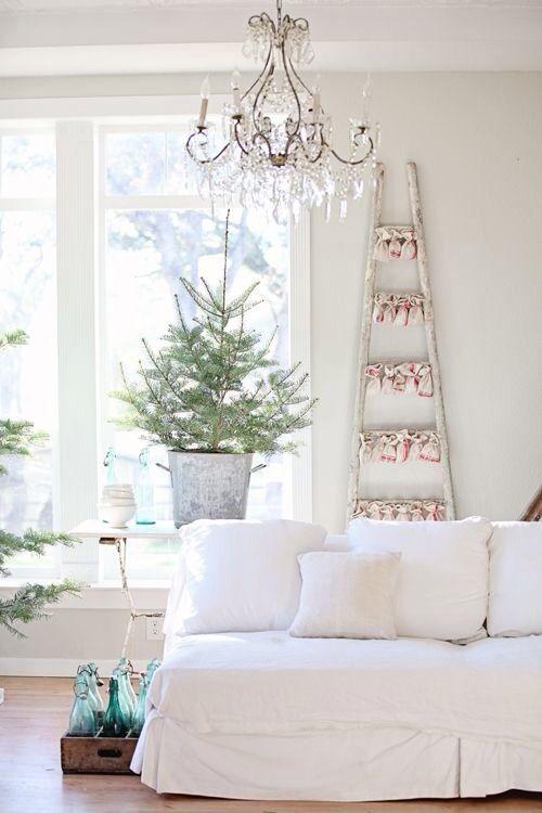 Décorer son intérieur avec un Petit sapin de Noel