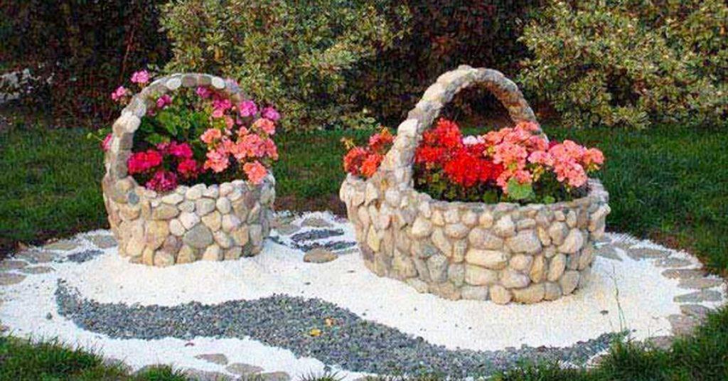 Déco jardin avec pierres et cailloux! Voici 20 idées ...