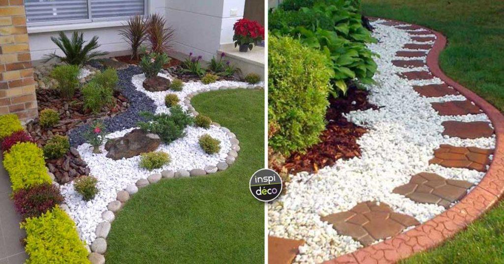 Décorer son jardin avec galets et gravillons! Voici 20 idées ...